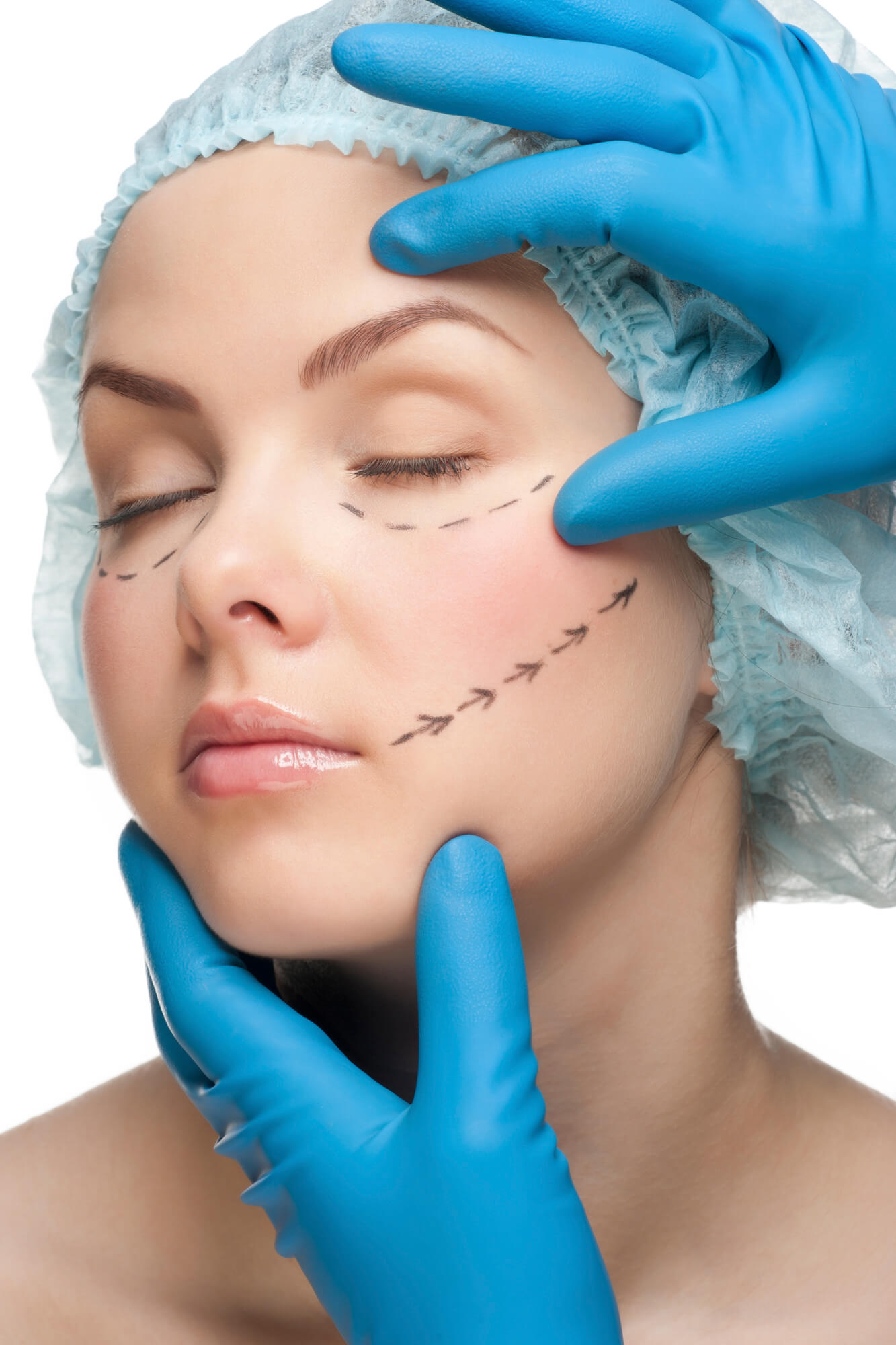 Plastic surgery clinic complex marketing promotion