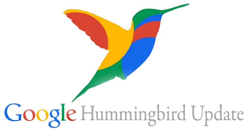 Google released Hummingbird update