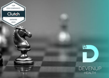 Devenup Health Recognized by Clutch as amongst the top SEO & Social Media Marketers in Ukraine in 2020