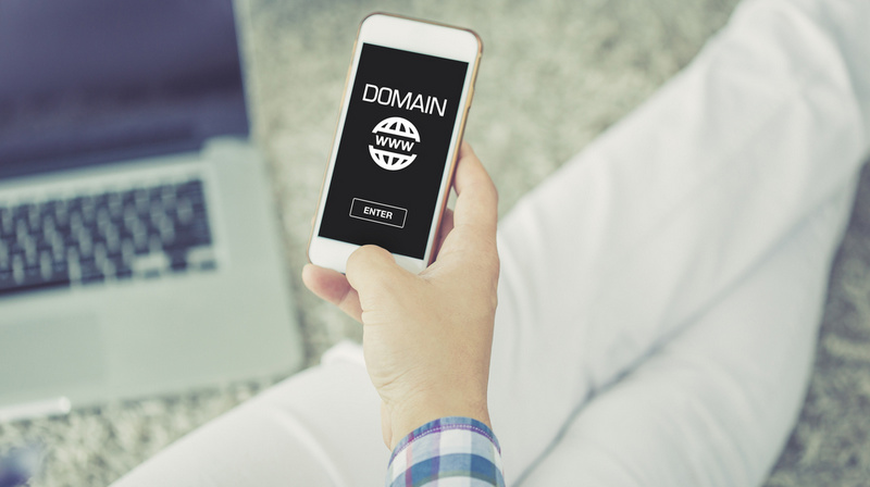 domain name as a local ranking factor in Google