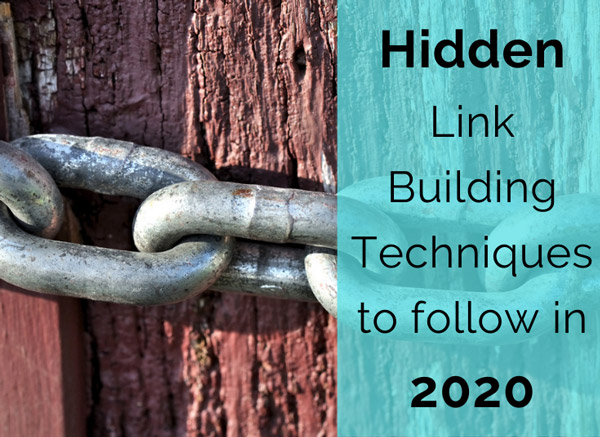 Hidden external seo Techniques to follow in 2020