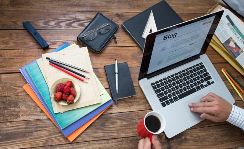get external links via content marketing