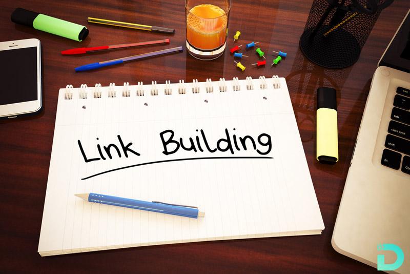 active outreach techniques to build external links